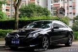 2015 Benz E250 Coupe 只跑兩萬 全景 總代理 黑色《東威》