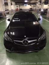 Benz 賓士- 2014年 E250 Coupe AMG Line 一年保固