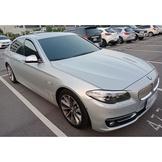 BMW 520ISEDAN 2013 銀 2.0