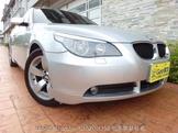 專售E60汎德520i雙B高CP值車款2.2省油省稅金 里程保証極美認證車
