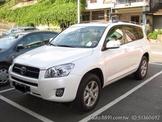 豐田Toyota RAV4 2.4L 2009年12月出廠車主自售 原裝車況佳!