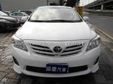 【全台中最便宜﹩保證實車實價﹩】10年Toyota 豐田 Altis 1.8 白