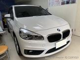自售BMW 2AT 220i 里程數少,車況佳的女用車庫車