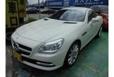 Benz/朋馳 SLK200 98萬 白色 2011