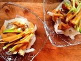中式涼拌雞絲粉皮