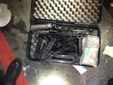 高市凌晨查獲4槍305發子彈 警匪槍戰1人中彈死亡