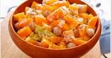 黑木耳芒果橘子沙拉.柯媽媽の植物燕窩