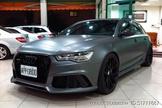 (上偉汽車) Audi Rs6 Avant 總代理 僅跑2萬公里改裝精品200萬