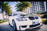 BMW 320i M3 look