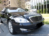 - 藍圖汽車 - 2007年 Benz S350 日本引進 歐規