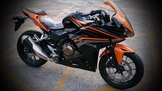 【勝大重機】HONDA CBR500R 【勝大重機】2016 HONDA CBR500R ABS