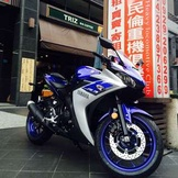 售:全新2015年 YAMAHA R DNA R3 ABS版 現車可領 (貿易)