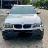 BMW 2004 X3 2.5