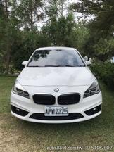 自售218d柴油7人座BMW休旅車