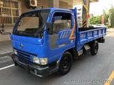 2006年 日產勁勇【3.2 淺藍色 手排 柴油 舉斗 傾卸式】全車系盤售價