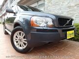 專售/收購X90賣場D5柴油正06年7人座極美鐵灰色~倒車顯影導航優質認証