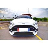 【阿鈺-國際車庫】2015年 Ford Focus 1.6 客製化改裝RS套件!全額貸!超額貸!免頭款!