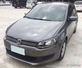 【來電賞車出清價】2014年 Volkswagen福斯 POLO 鐵灰