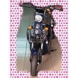 綠馳電動車E-Bike- AEG3 (藍)-電動自行車/電動輔助自行車/電動機車/電動車