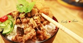 古早味香菇肉燥飯