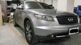 新北市 售2007  INFINITI  FX35  Sport 運動版 休旅車 4x4 天窗 20吋鋁圈 I-Key