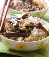 雙耳糙米飯