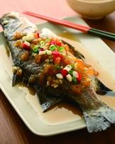 鹹冬瓜蒸魚(1)