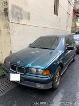 BMW323IA-車主自售,少開,只跑15萬公里,底盤非常乾淨,無泡水及重大事故