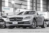 Benz SLK200 2012 銀色 新款 硬頂敞篷 總代理- 金帝(謝謝)