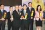 國家品牌玉山獎 日盛證獲傑出企業獎、最佳產品獎