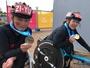 走過氣爆傷痛 羊角姊妹前進澳洲黃金海岸挑戰全馬