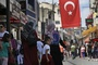 美揚言擴大制裁土耳其 里拉漲幅收斂
