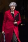 英脫歐協議將送國會表決 市場對梅伊沒信心英鎊跌